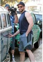 Hugh Jackman photo reversed.