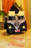 The Gingerbread Bus