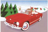 Ghia Christmas Card