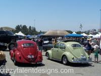 A couple of cool Ovals from this years 2010 VW Classic in So Cal.