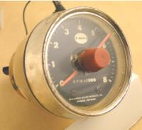 Rare early Empi  tachometer