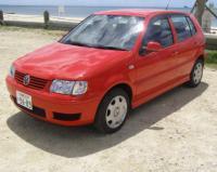 2001 RHD Polo
