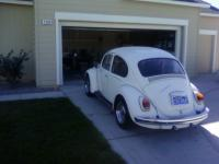 my 68 vw beetle