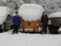 72 in snow