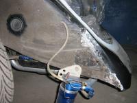 holes for dual carburators