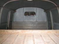 53 DD Panel with rear hatch