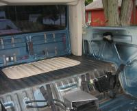 87 syncro rear hatch interior