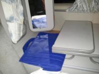 Folding Rear Table