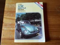 Clymer VW Beetle & Ghia 1961-1979 Shop Manual