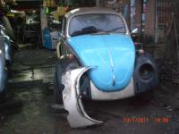 VW 1973 VW Beetle restoration - Project B