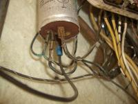 Wiring Photo from Aug 63 Bus - Flasher relay and fuse block