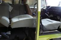 Eurovan seat