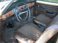 Ghia interior, '69, brown