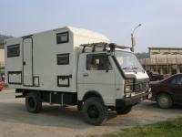 LT 4x4 Camper