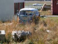Sad Hippi Bus