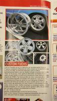 Iozzio Wheels Press releases