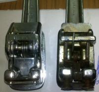 Ice pick door handle SG profile