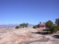 Bobs Syncro in Long Canyon