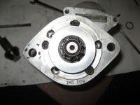 IMI-104 Starter service