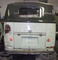 pg/sg rear bumper