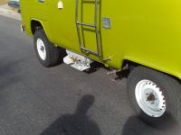 vw bus lifted