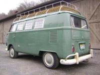 dustins original paint '67 westy