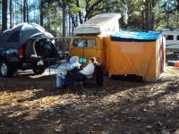 Camping in Alabama