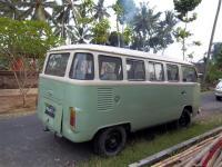 Buses on the go