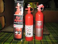 fire extinguisher replacement for a Westy 76-79