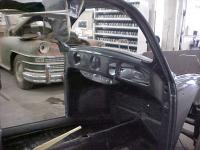 1954 sunroof project