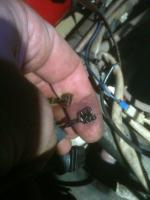 Adding a heated oxygen sensor to a Digijet Vanagon