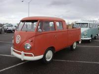 Nice Sealing Wax Red Double Cab