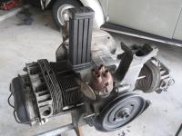 36 horse engine assembly