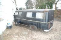 Coachbuilt Hearse on German Ebay