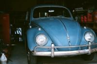 El Guapo! 1962 Bug, Gulf Blue