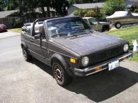 3rd owner og special edition 86 cabriolet