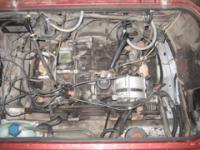 87 vanagon engine (Elsie)
