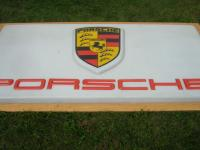 Some of my Porsche dealership signs !