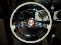 2 spoke banjo petri steering wheel with sun and moon button