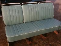 Como green midle seat