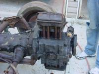 25hp  motor pull