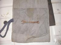 original zwitter material tool pouch from my 54 Microbus