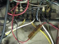 69 wire hood dash