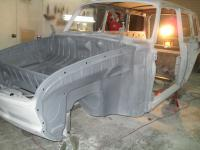 more pics of Andy's 66 square