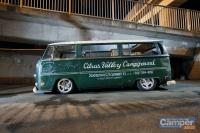 The Citrus Valley Campground bus
