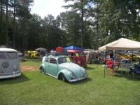 My '59 Euro at Bug Blast 2010