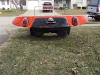 x0037 Orange buggy body