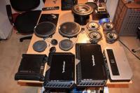 Prepping for sound system upgrade