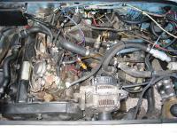DZ's current engine install.