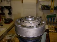 CV Joint 74 Westy